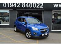 2013 63 CHEVROLET TRAX 1.6 LS 5D 113 BHP 5DR HATCH, 42-000M SH, HIGH SPEC,