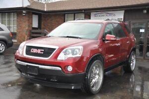 2010 GMC ACADIA SLE FWD