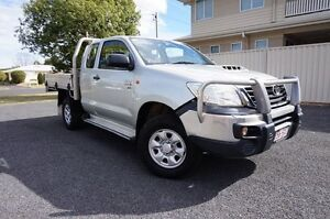 Hilux 4x4 SR 3.0L T Diesel Manual Extra Cab C/C 1R61200 001 Dalby Dalby Area Preview