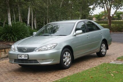 2005 Toyota Camry ACV36R Upgrade Altise Morning Dew 4 Speed Automatic Sedan Blair Athol Port Adelaide Area Preview