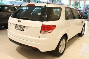 2013 Ford Territory SZ TX Seq Sport Shift White 6 Speed Sports Automatic Wagon Edwardstown Marion Area Preview
