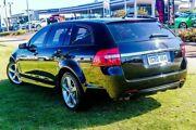 2015 Holden Commodore VF II MY16 SV6 Sportwagon Black 6 Speed Sports Automatic Wagon Wangara Wanneroo Area Preview