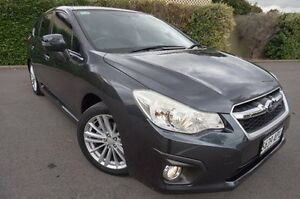 2012 Subaru Impreza G4 MY12 2.0i-S Lineartronic AWD Grey 6 Speed Constant Variable Hatchback Glenelg East Holdfast Bay Preview