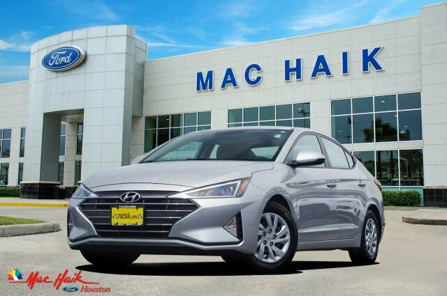2019 Hyundai Elantra Se 18749 Miles Symphony Silver 4dr Car Regular Unleaded I-4