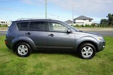 2007 Mitsubishi Outlander ZG MY08 VR Grey 6 Speed Sports Automatic Wagon Wangara Wanneroo Area Preview