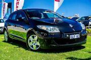 2013 Renault Megane III B95 MY13 Expression Star Black 6 Speed Constant Variable Hatchback Osborne Park Stirling Area Preview