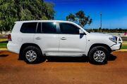 2009 Toyota Landcruiser VDJ200R GXL White 6 Speed Sports Automatic Wagon Wangara Wanneroo Area Preview