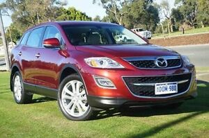 2011 Mazda CX-9 TB10A4 MY11 Grand Touring Red 6 Speed Sports Automatic Wagon Wangara Wanneroo Area Preview