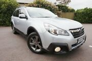 2014 Subaru Outback B5A MY14 2.5i Lineartronic AWD Premium Silver 6 Speed Constant Variable Wagon Glenelg South Holdfast Bay Preview