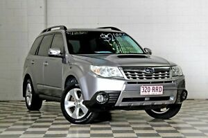 2011 Subaru Forester MY12 2.0D Premium Grey 6 Speed Manual Wagon Burleigh Heads Gold Coast South Preview