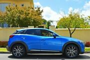 2015 Mazda CX-3 DK4W7A Akari SKYACTIV-Drive i-ACTIV AWD Metallic Blue 6 Speed Sports Automatic Wagon Medindie Walkerville Area Preview
