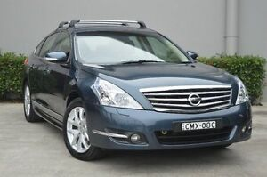 2013 Nissan Maxima J32 350 ST-S Blue 6 Speed Automatic Sedan South Maitland Maitland Area Preview