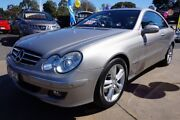 2006 Mercedes-Benz CLK280 C209 MY06 Avantgarde Cubanite Silver 7 Speed Automatic Coupe Dandenong Greater Dandenong Preview