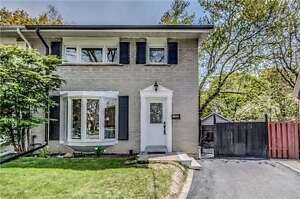 BEAUTIFULL FULL HOUSE FOR LEASE (DON VALLEY/YORK MILLS)