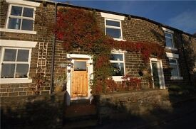 A beautifully presented stone two bedroom terraced country cottage