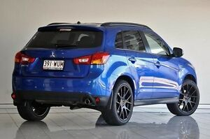 2014 Mitsubishi ASX XB MY14 2WD Blue 6 Speed Constant Variable Wagon Southport Gold Coast City Preview