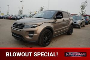 2015 Land Rover Range Rover Evoque AWD DYNAMIC Navigation (GPS),