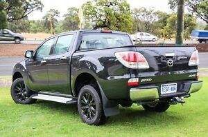 2015 Mazda BT-50 Black Sports Automatic Utility Wangara Wanneroo Area Preview