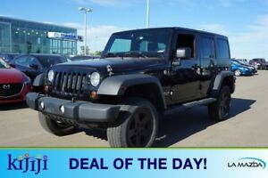 2012 Jeep Wrangler Unlimited 4WD