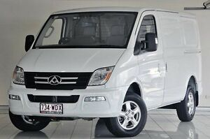 2016 LDV V80 Low Roof SWB White 6 Speed Automated Manual Van Southport Gold Coast City Preview