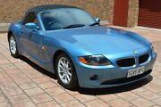 2003 BMW Z4 E85 Steptronic Blue 5 Speed Sports Automatic Roadster Stepney Norwood Area Preview