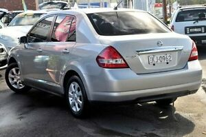 2006 Nissan Tiida C11 ST-L Silver 6 Speed Manual Sedan North Gosford Gosford Area Preview