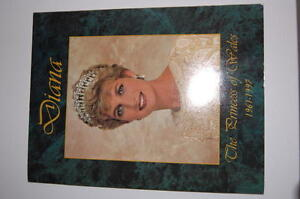 """A Tribute to Princess Diana"" Soft cover magazine"