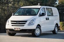 2013 Hyundai iLOAD TQ2-V MY13 White 5 Speed Automatic Van Helensvale Gold Coast North Preview