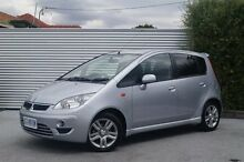 2011 Mitsubishi Colt RG MY11 VR-X Silver 5 Speed Constant Variable Hatchback South Launceston Launceston Area Preview