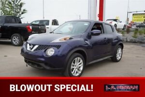 2015 Nissan JUKE SV ALL WHEEL DRIVE Accident Free,  Back-up Cam,