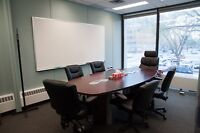 Downtown office space for rental