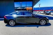 2017 Lexus IS 200t ASE30R F Sport Black 8 Speed Sports Automatic Sedan Osborne Park Stirling Area Preview