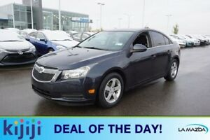 2014 Chevrolet Cruze LT Accident Free,  Back-up Cam,  Bluetooth,