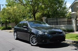 2013 Ford Falcon FG MkII XR6 Grey 6 Speed Sports Automatic Sedan Thorngate Prospect Area Preview