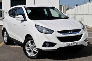 2013 Hyundai ix35 LM2 SE White 6 Speed Sports Automatic Wagon Gosford Gosford Area Preview