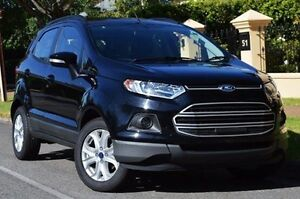 2016 Ford Ecosport BK Trend PwrShift Black 6 Speed Sports Automatic Dual Clutch Wagon Thorngate Prospect Area Preview
