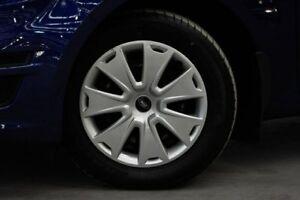 2014 Ford Mondeo MC LX PwrShift TDCi Blue 6 Speed Sports Automatic Dual Clutch Hatchback