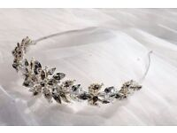 Swarovski Crystal Tiara by Liza Designs
