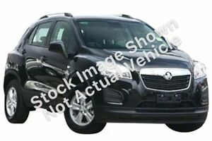 2013 Holden Trax TJ MY14 LS Black 6 Speed Automatic Wagon Goulburn Goulburn City Preview