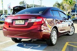 2012 Honda Civic 9th Gen VTi-L 5 Speed Sports Automatic Sedan North Gosford Gosford Area Preview
