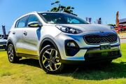 2019 Kia Sportage QL MY19 SI Premium (FWD) Sparkling Silver 6 Speed Automatic Wagon Wangara Wanneroo Area Preview