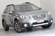 2015 Subaru Outback B6A MY15 2.0D CVT AWD Premium Grey 7 Speed Constant Variable Wagon Albion Brisbane North East Preview