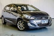 2011 Hyundai Accent RB Elite Grey 4 Speed Sports Automatic Hatchback Wangara Wanneroo Area Preview