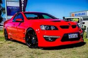 2011 Holden Special Vehicles Maloo E Series 3 R8 Red 6 Speed Sports Automatic Utility Wangara Wanneroo Area Preview