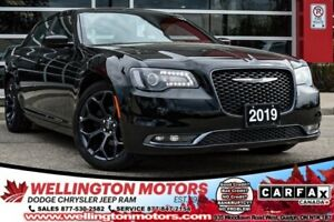 2019 Chrysler 300 300S / Performance Suspension / Alpine Speaker
