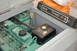 Volvo  diesel  engine  with  transmission/prop shaft/prop Comox / Courtenay / Cumberland Comox Valley Area image 1