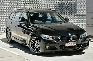 2013 BMW 320i F34 MY0613 M Sport Gran Turismo Black 8 Speed Sports Automatic Hatchback Southport Gold Coast City Preview