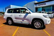 2013 Toyota Landcruiser VDJ200R MY12 GXL White 6 Speed Sports Automatic Wagon Balcatta Stirling Area Preview