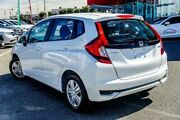 2018 Honda Jazz GK MY19 VTi White Orchid Continuous Variable Hatchback Wangara Wanneroo Area Preview