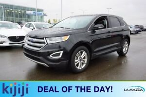 2015 Ford Edge AWD SEL Accident Free,  Navigation (GPS),  Leathe